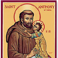 Anthony of Padua, St.