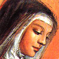 Clare of Assisi, St.