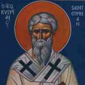 St. Cyprian