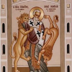 Ignatius of Antioch, St.