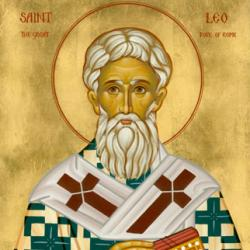 Leo the Great, St.