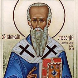 St. Methodius of Sicily