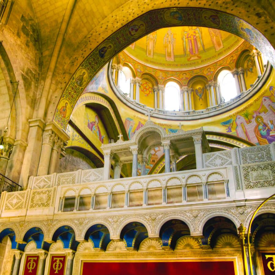 eastern rite church - pilgrimage