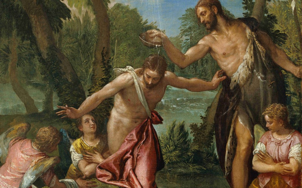 Born Again in Water and the Spirit - 1 - Baptism of Christ