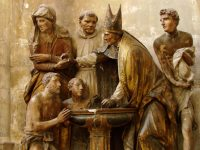 St. Ambrose of Milan: Biography and selected Online writings