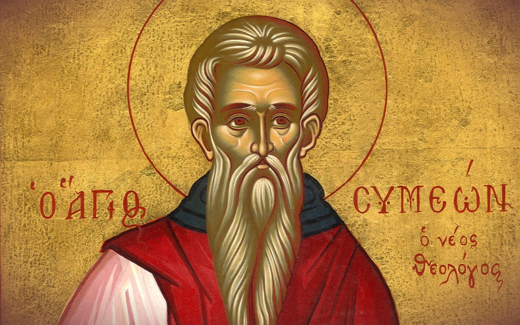 Call of St. Anthony -- Athanasius -1- Portrait of Athanasius