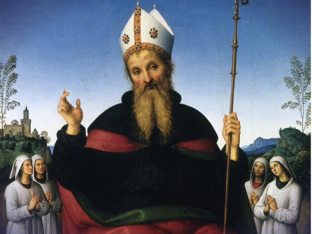 _Do You Love Me_ Tend My Sheep!_ Reading for the Feast of Saint Nicholas by St. Augustine of Hi (1)