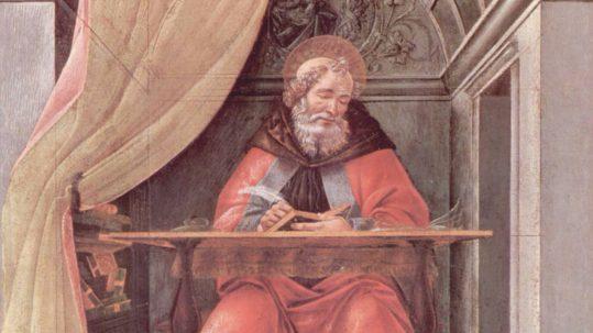 st. nicholas nick December 6 pastor john 21 Augustine love charity