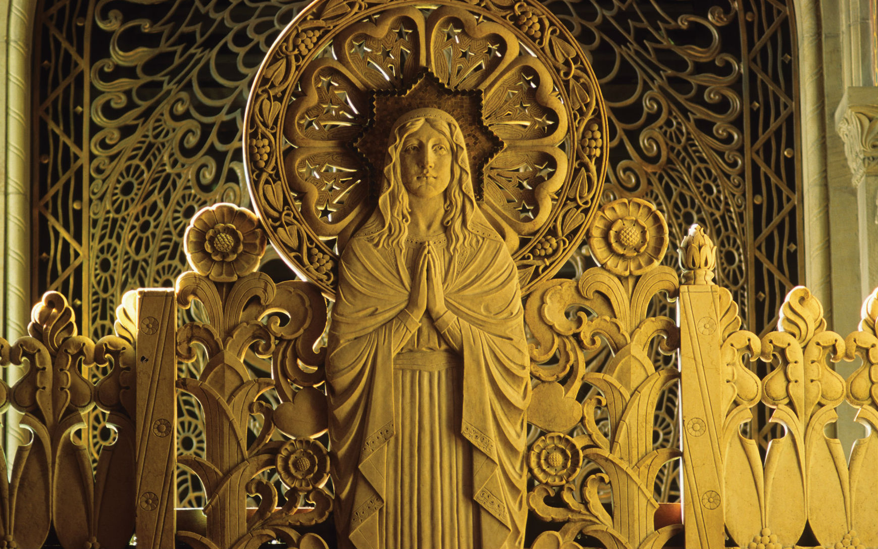 God Took Our Nature From Mary – Athanasius