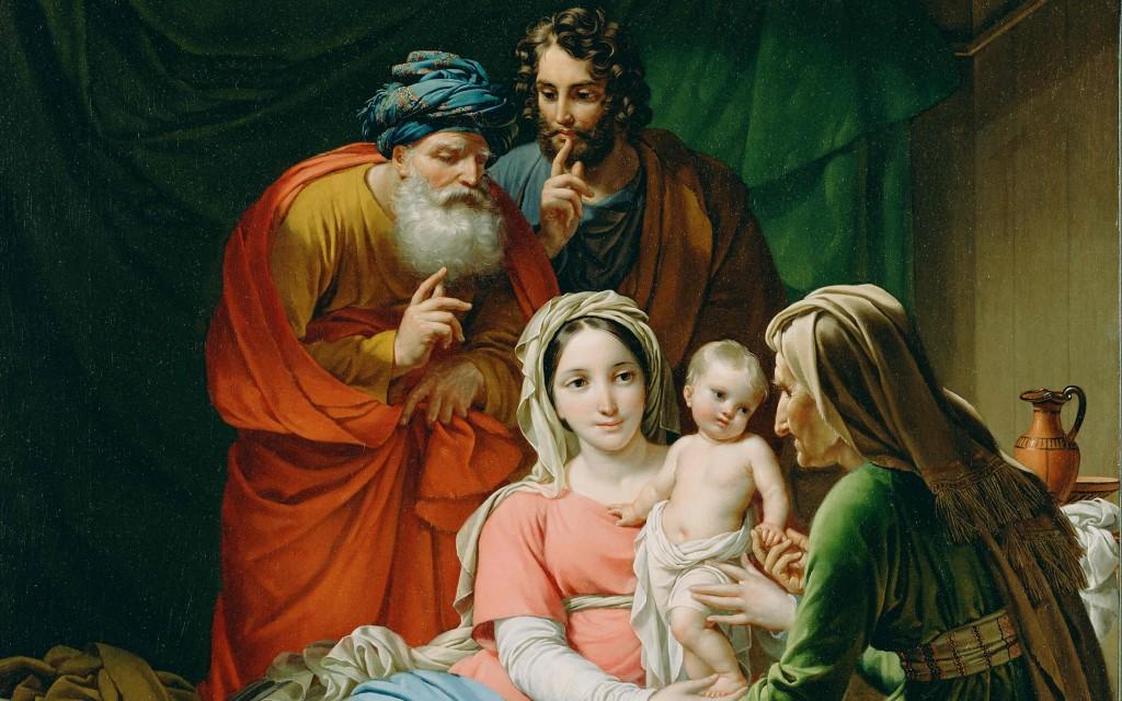 Fiesta de la Sagrada Familia - 1 - Holy Family and Child