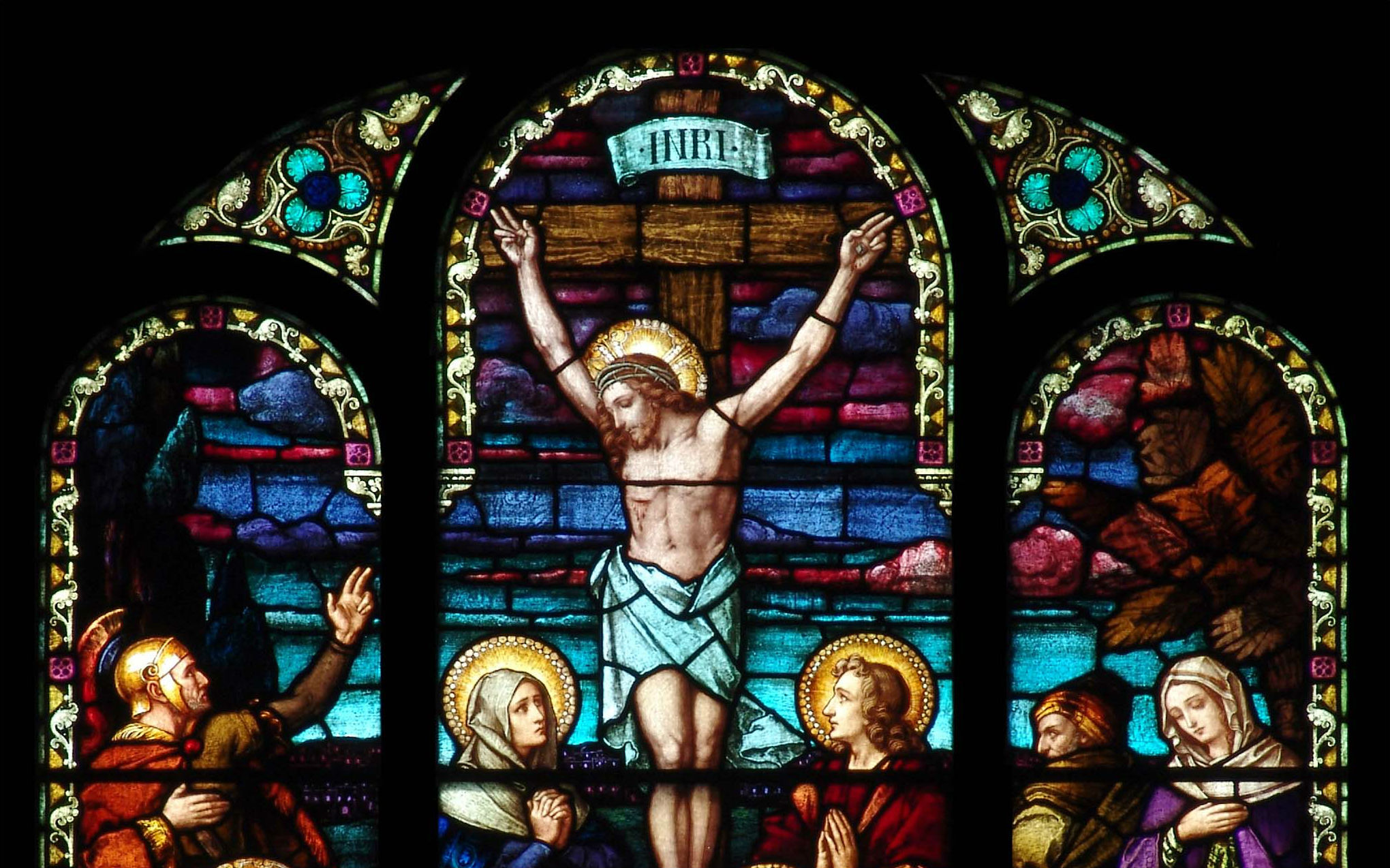Glorified through the Cross – Anastasius of Sinai