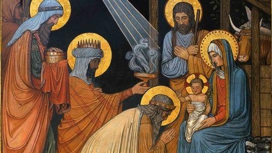 Incarnation Word of God assumed a Body says Athanasius