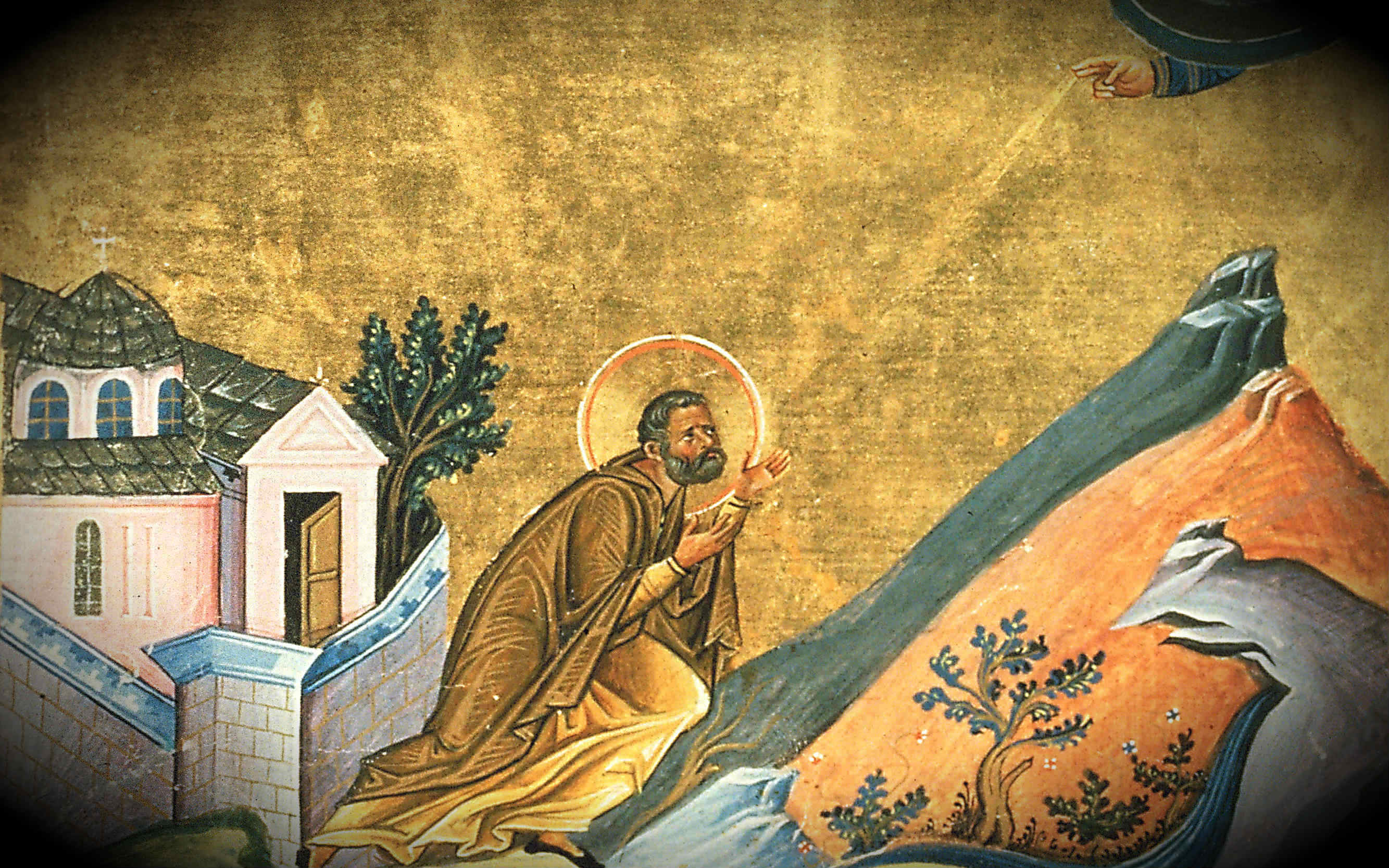 Why the Word assumed a Body  – Athanasius