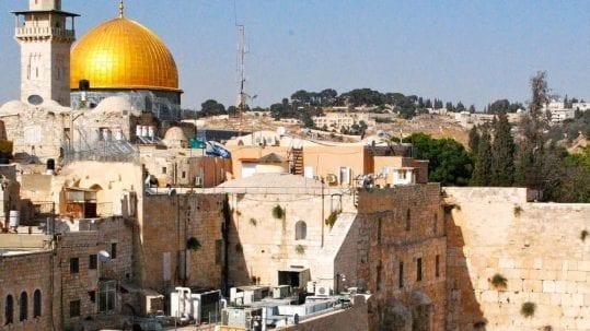 Catholic Holy Land Pilgrimage Tour Jerusalem Temple Dome of the Rock