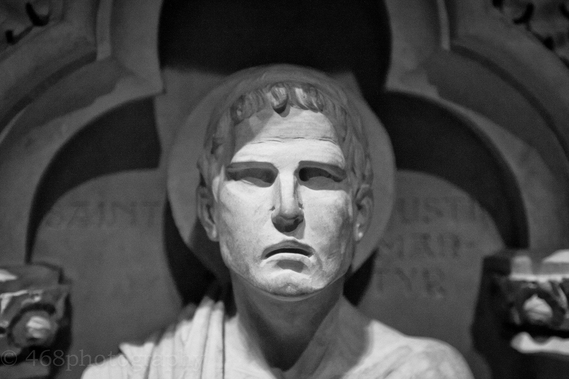 statue St. Justin Martyr Rome Martyrdom June 1
