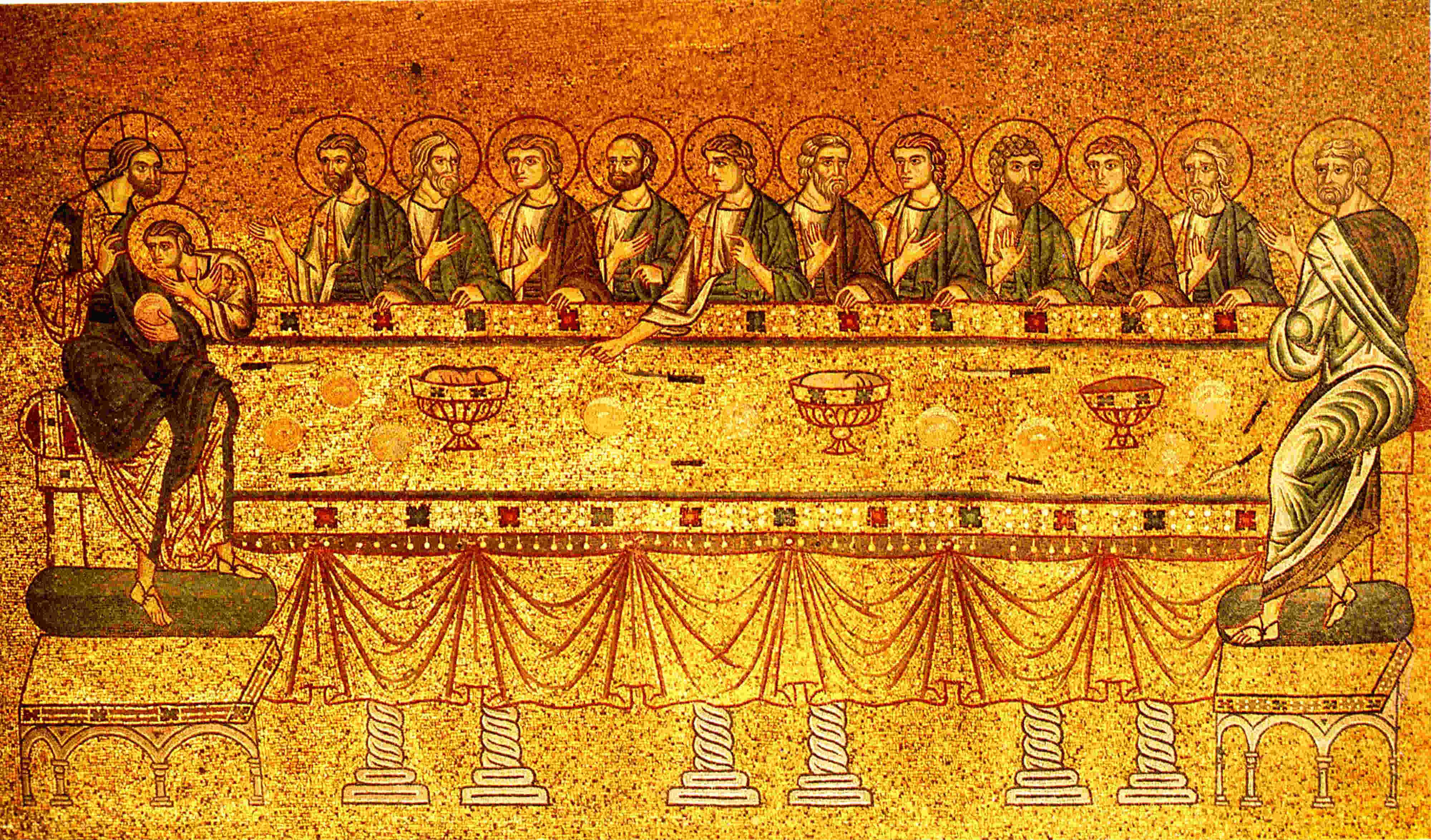 holy thursday chrism mass benedict