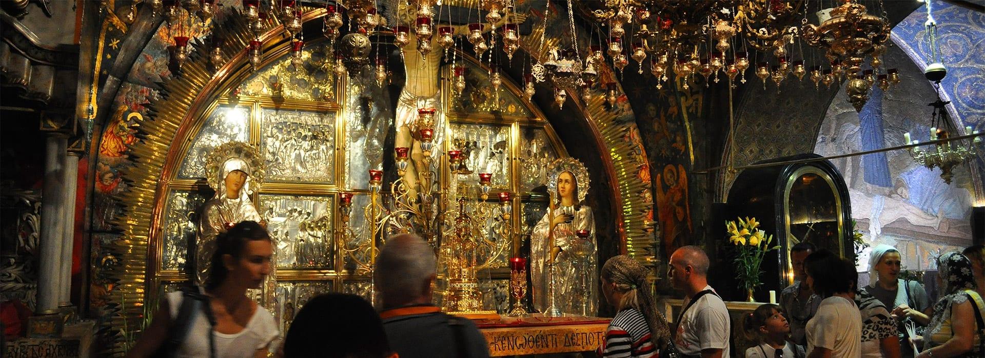 Holy Land Pilgrimage Q & A