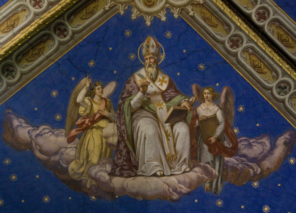 Some Advice On Prayer - 1 - St. Ambrose in the Sky