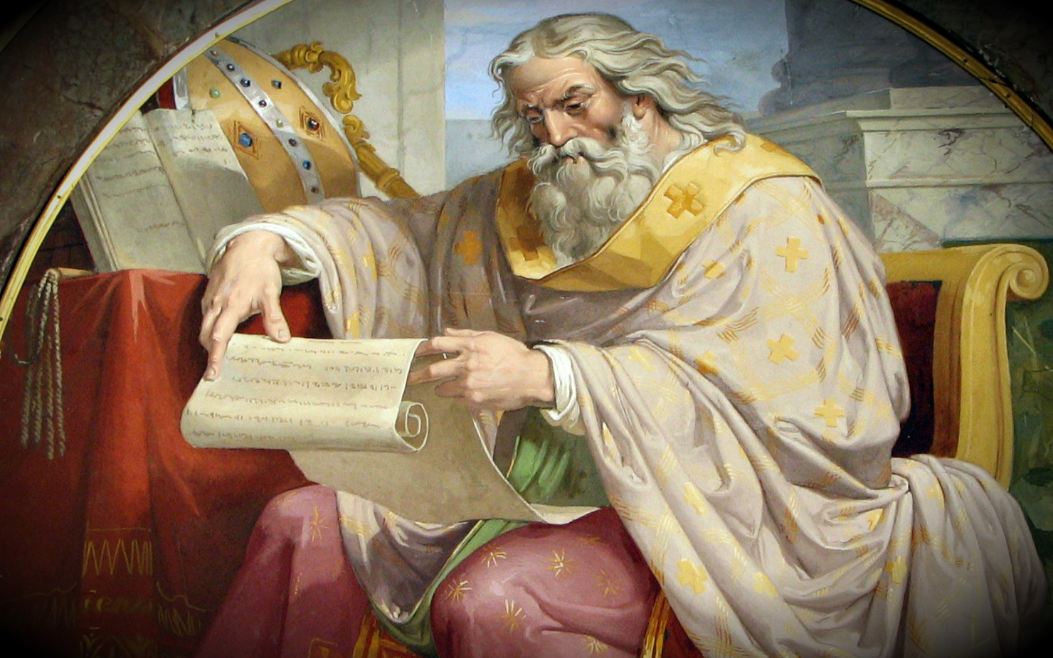 Advice on Prayer – Ambrose