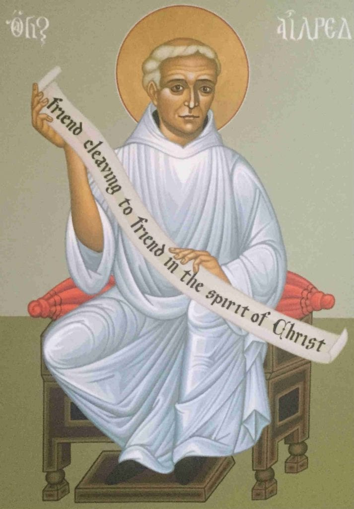 christ brotherly love model aelred of rievaulx forgiveness enemies Father forgive them