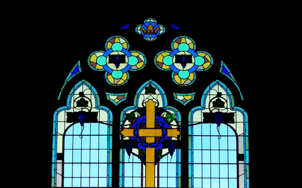 _Why the Cross Exemplifies every Virtue -Thomas Aquinas -1 - Stained Glass Cross (1)