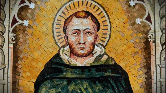 thomas aquinas january 28 feast cross passion sufferings Jesus Christ exemplifies every virtue