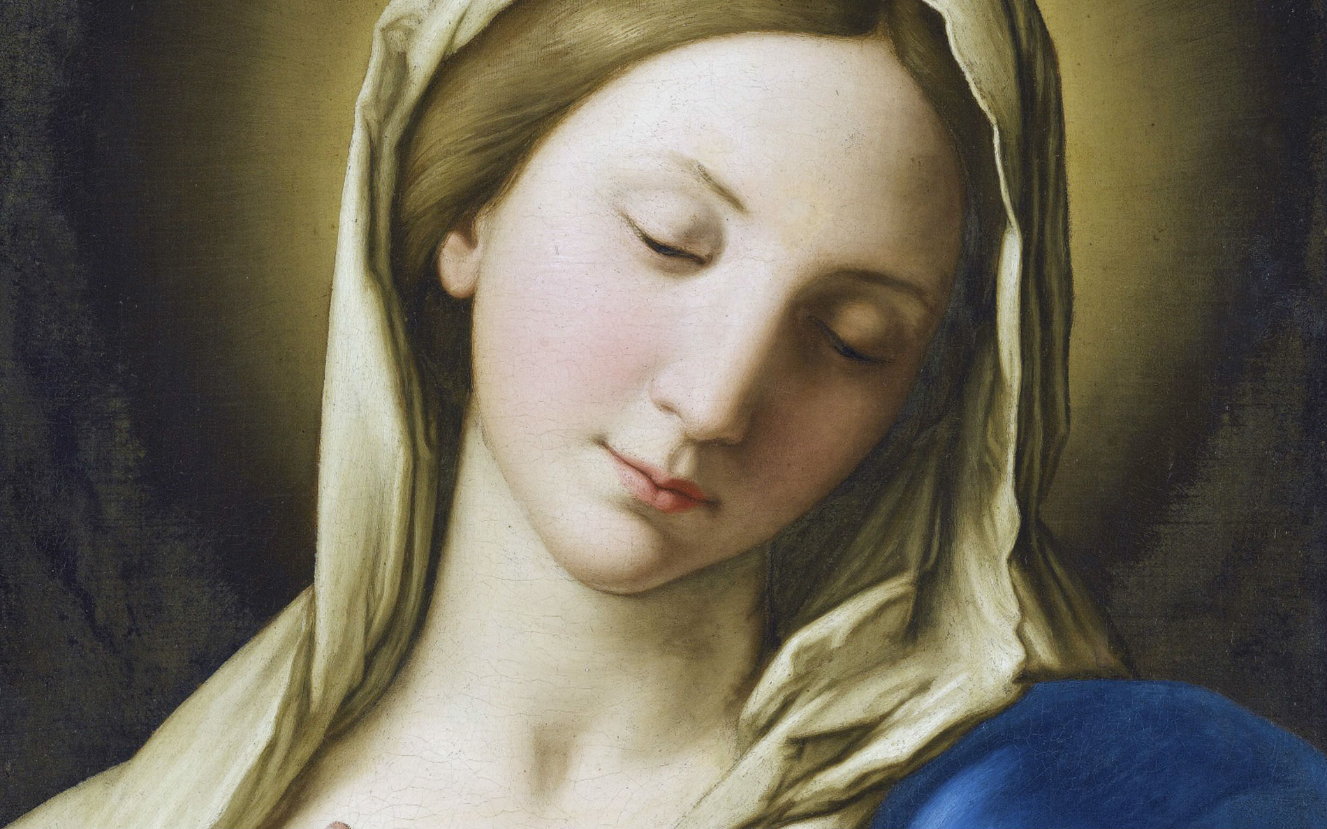 Mary Conceived in Faith – Augustine