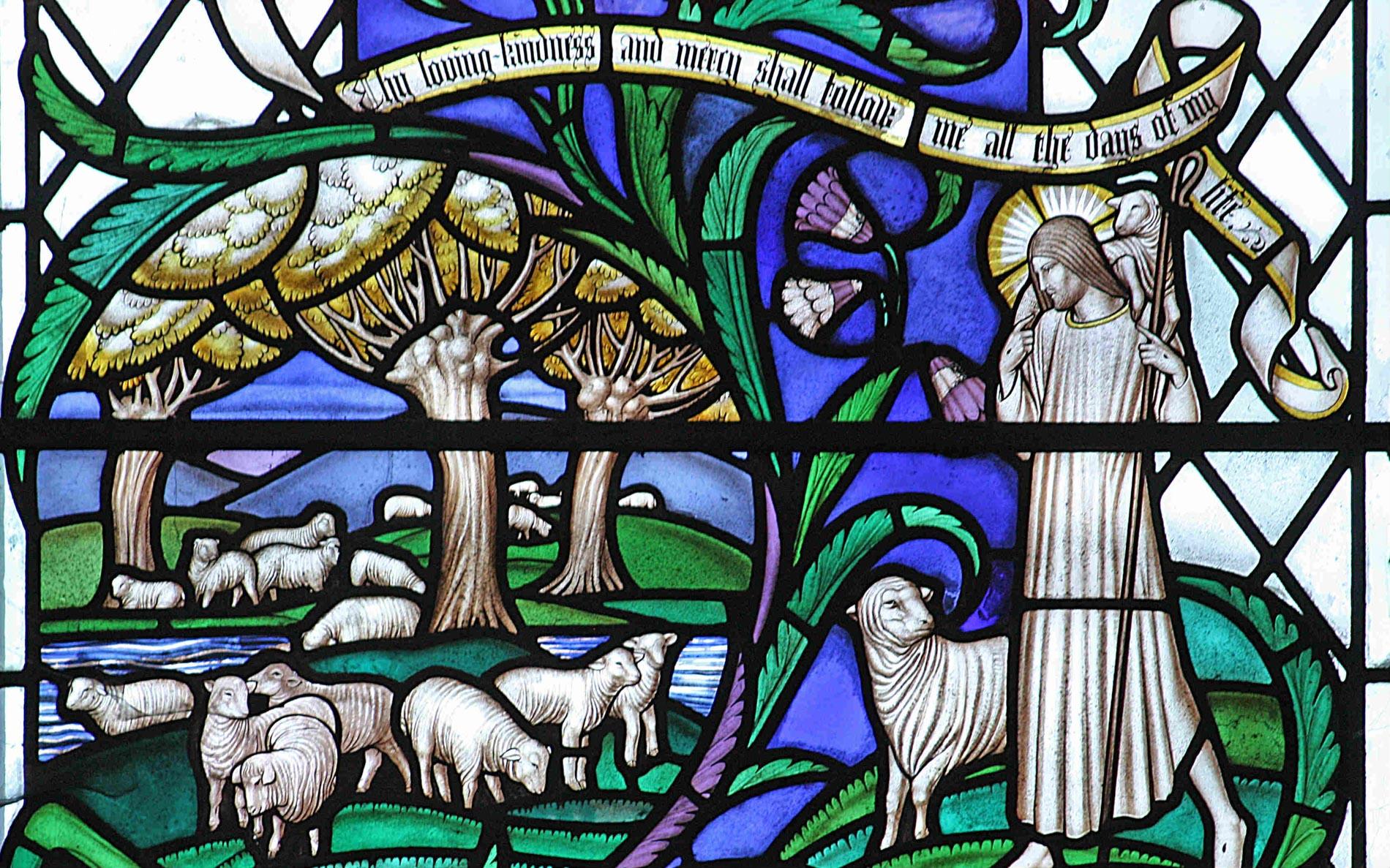 Negligent Shepherds – Augustine