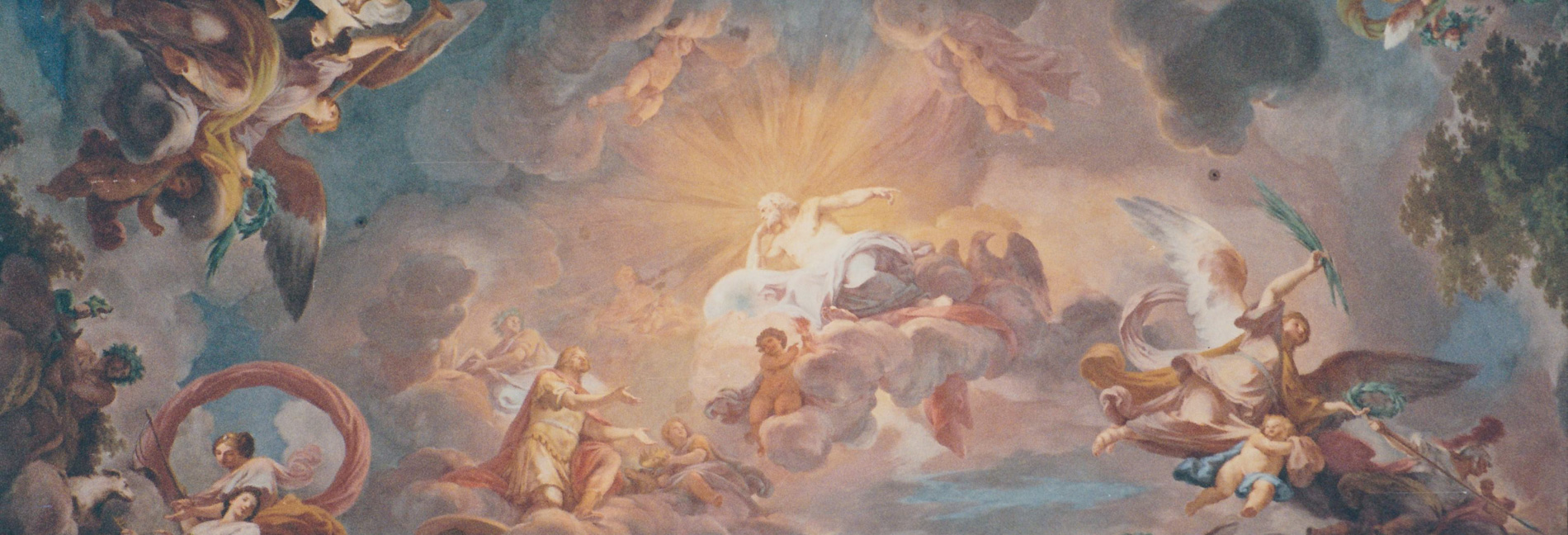 The Spirit Pleads For Us – Augustine