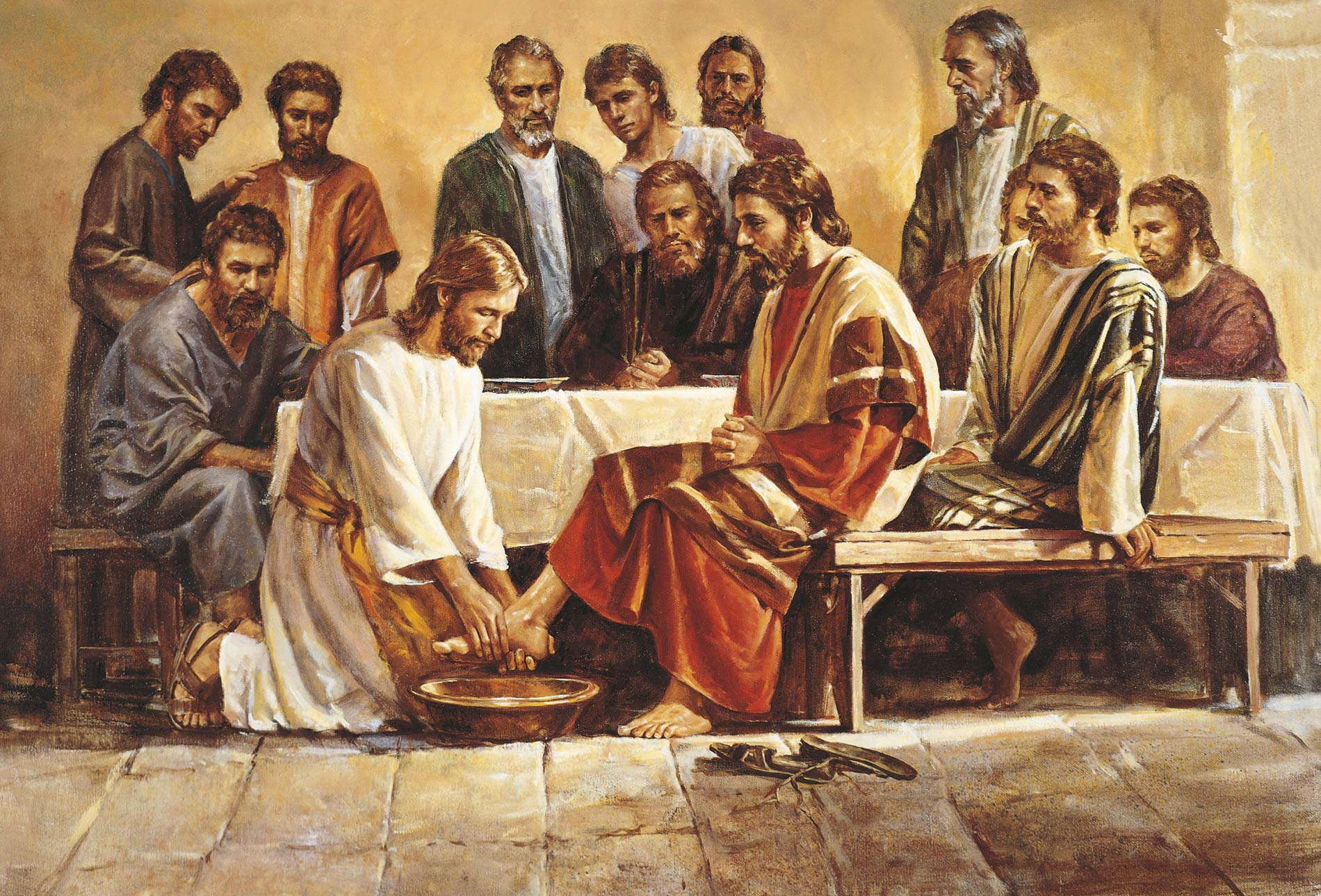 New Law of our Lord Jesus Christ – Barnabas
