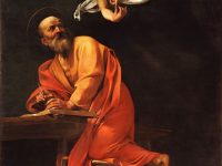 The Call of St. Matthew the Tax Collector