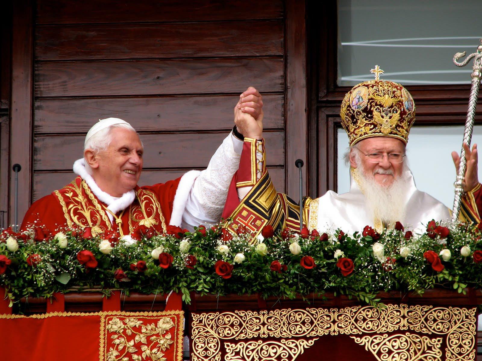 Pope Benedict XVI: Christian Unity