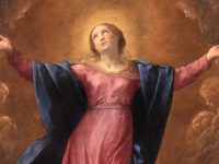Homily for the Feast of the Assumption-Pope Benedict XVI