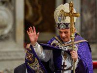 Mission Statement of Benedict XVI