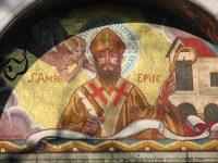 St Ambrose of Milan-Benedict XVI