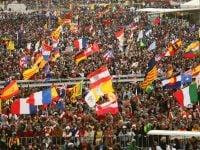 True Revolution-Pope Benedict XVI World Youth Day 2005
