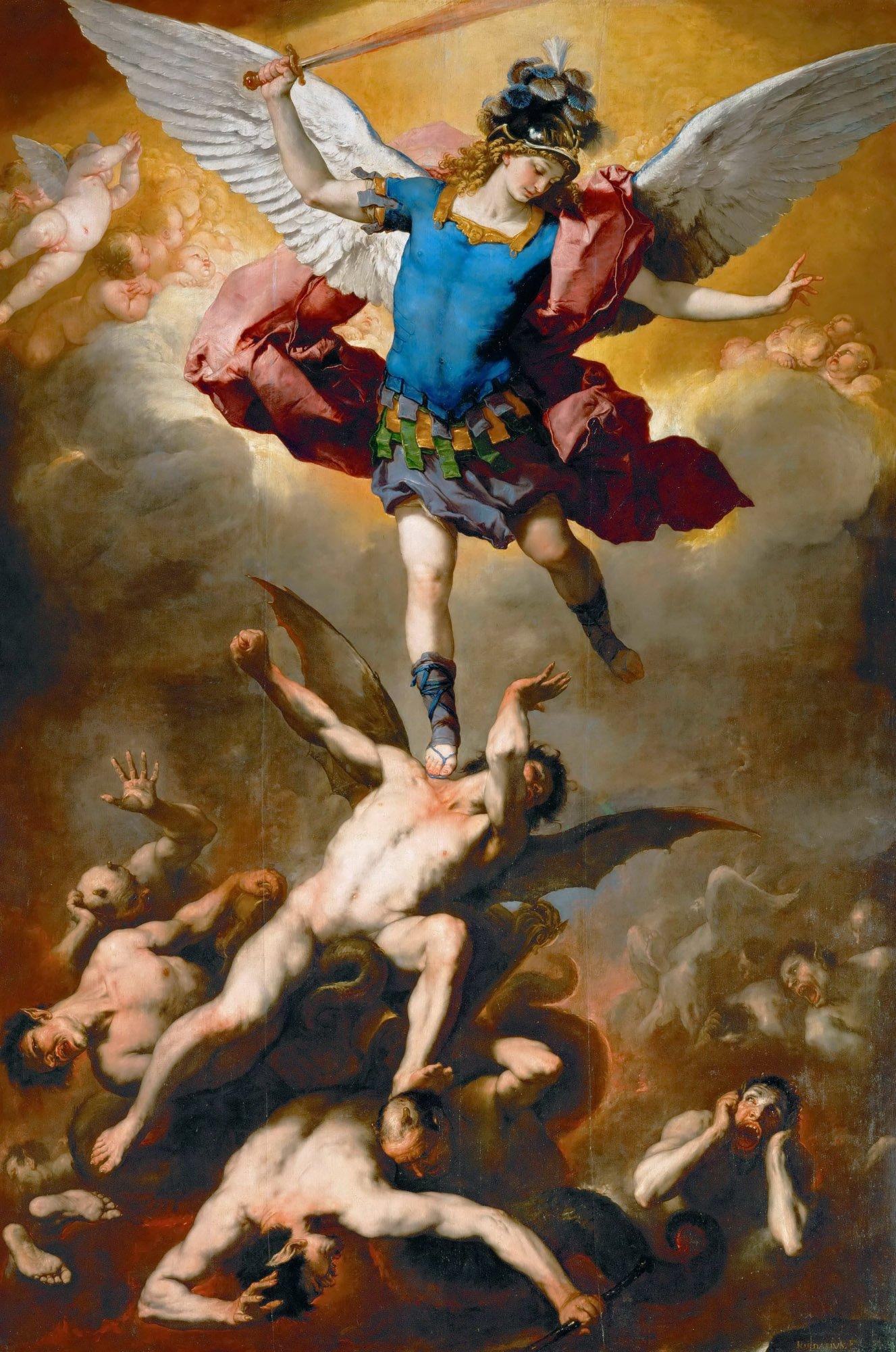 bernard of clairvaux guardian angels october 2