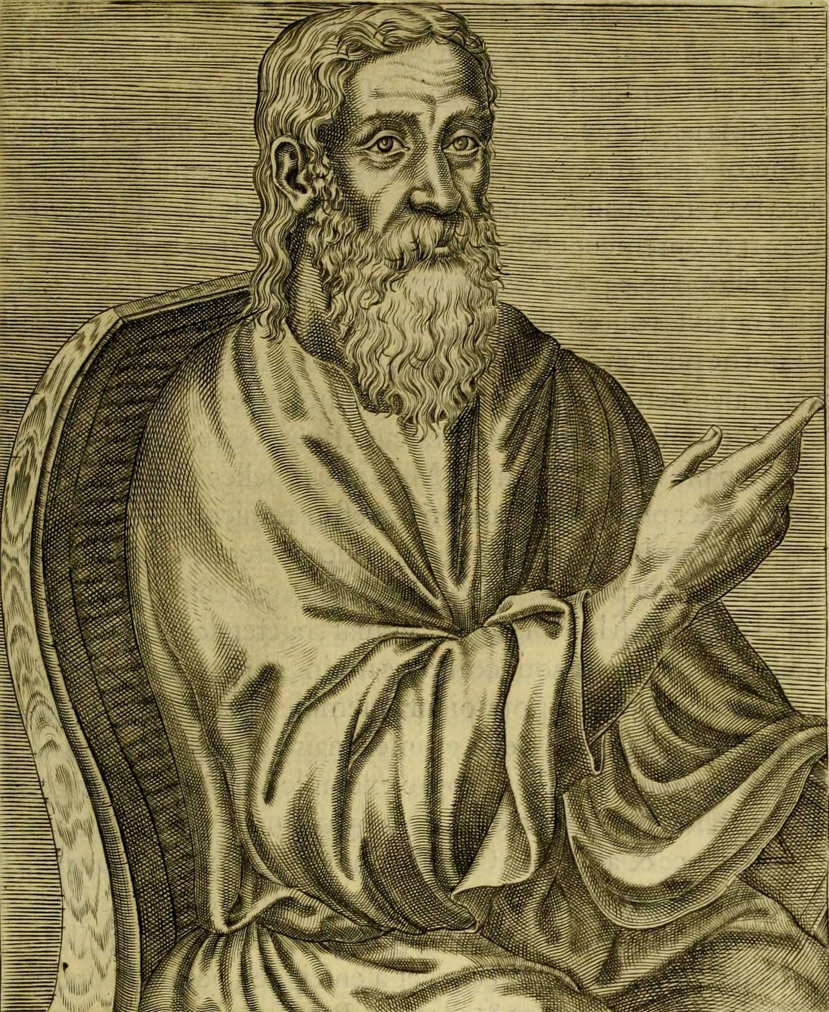 Prayer of St. Clement of Rome