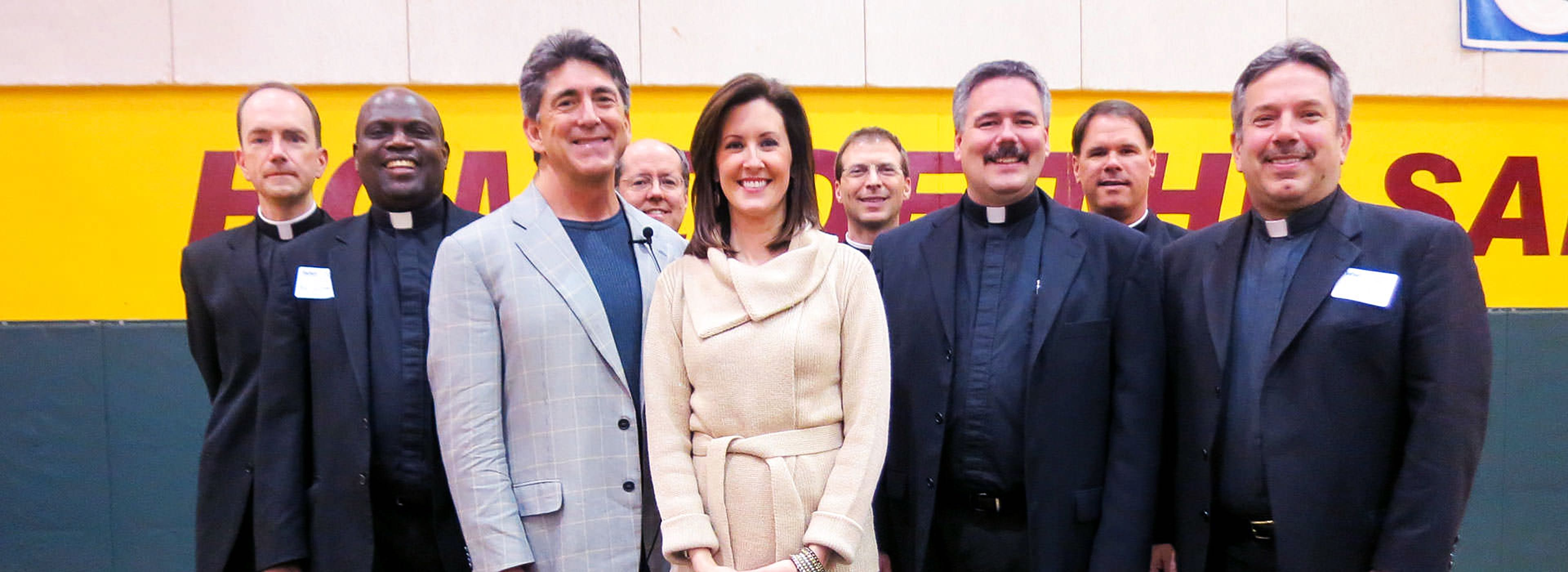 Priests and Deacons