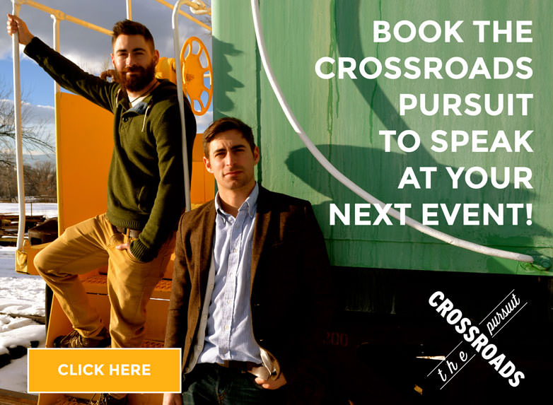 Crossroads Pursuit ad