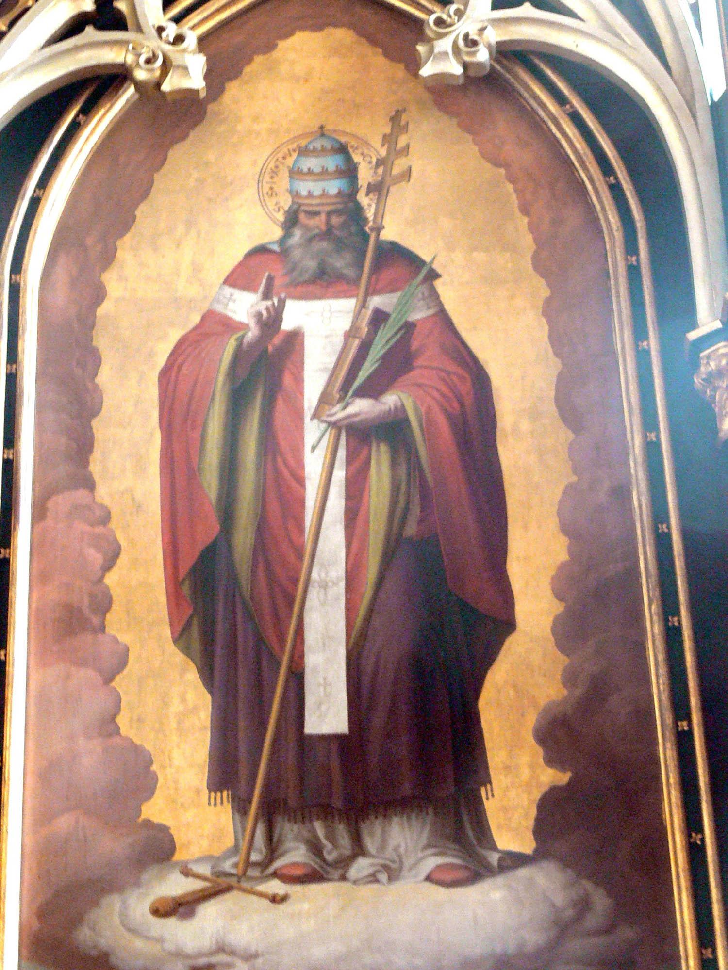 Martyrdom of Pope Sixtus — Cyprian