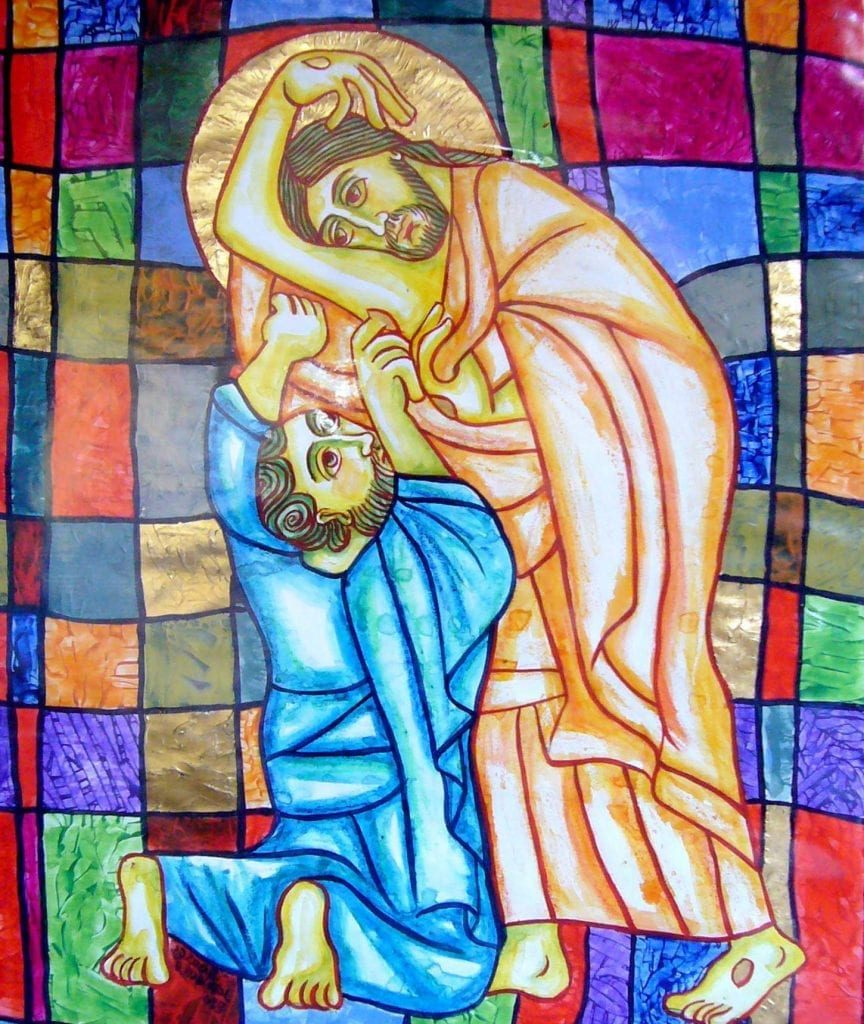 doubting thomas doubter divine mercy sunday faith believing octave Tommaso incredulo divina misericordia domenica ottava