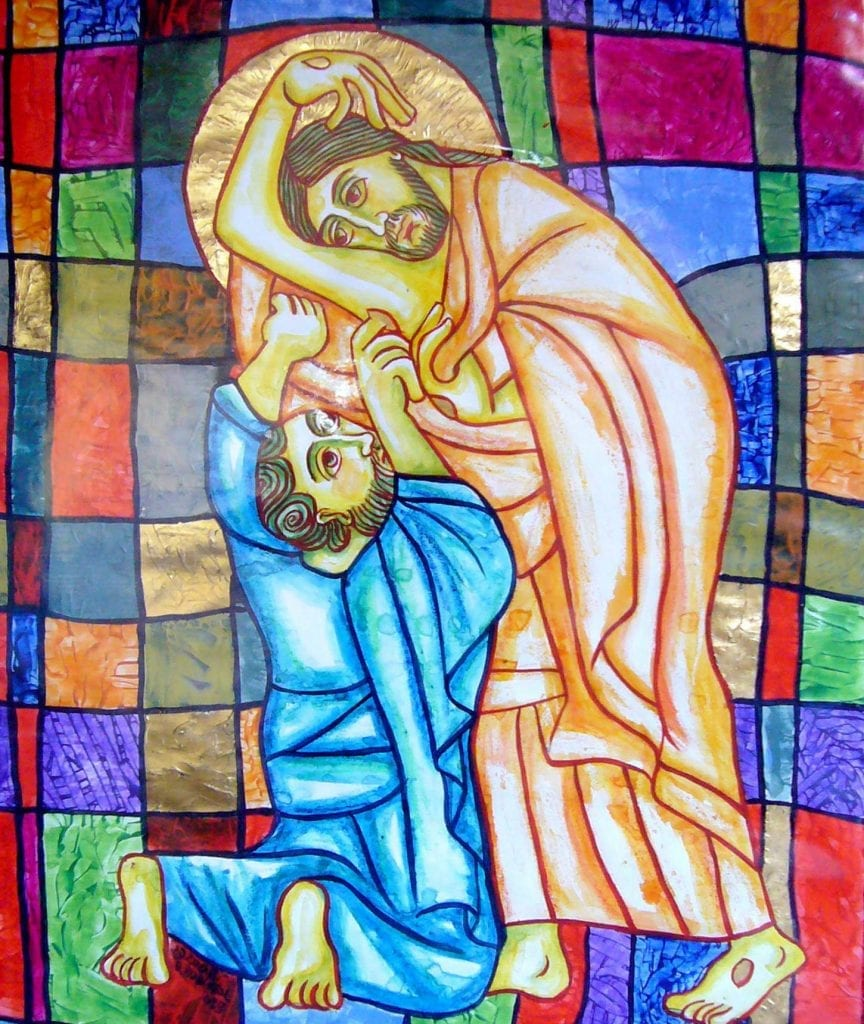 doubting thomas doubter divine mercy sunday faith believing octave Tommaso incredulo divina misericordia domenica ottava fede credere