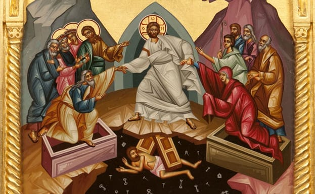 resurrection of Christ celebrating the easter octave & season of joy eastertide