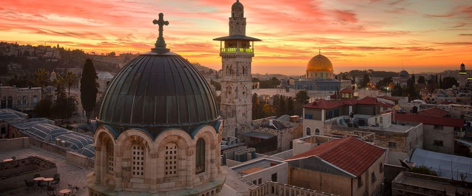 Holy Land Catholic Pilgimage Tour Jerusalem