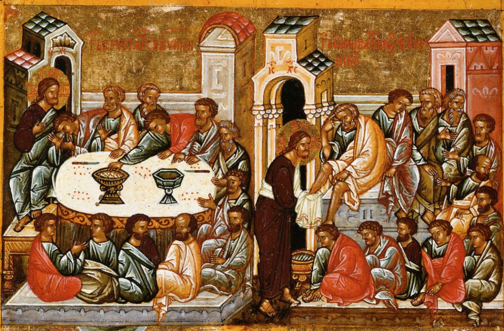 holythursday_15c_rus 4 scenes last supper
