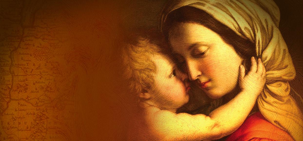 Mary's Visitation of Elizabeth – Ambrose