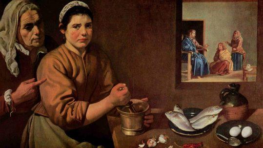 Martha Mary Contemplation Contemplative prayer mystical mystic