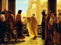 Observing Holy Week – Gregory of Nazianzen