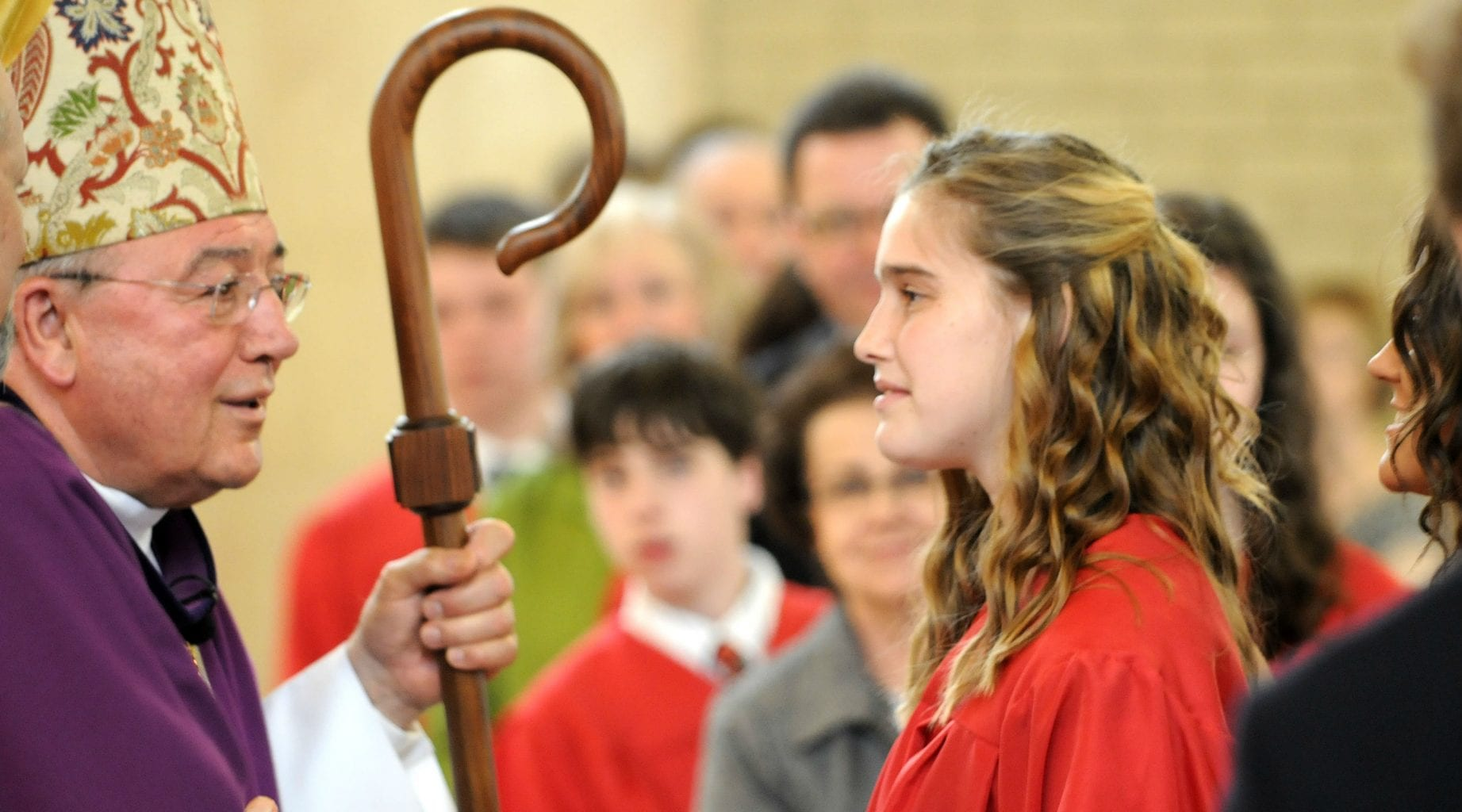 Sacrament of Confirmation — Meaning and Biblical Basis